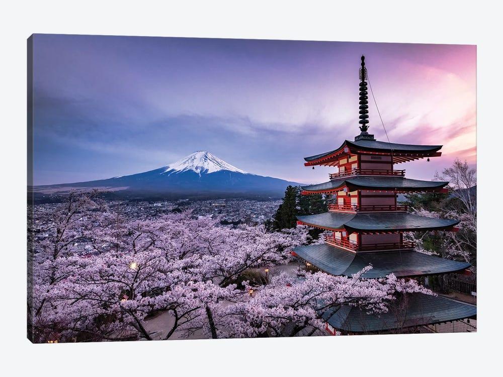 Mount Fuji XV by Daisuke Uematsu 1-piece Canvas Art