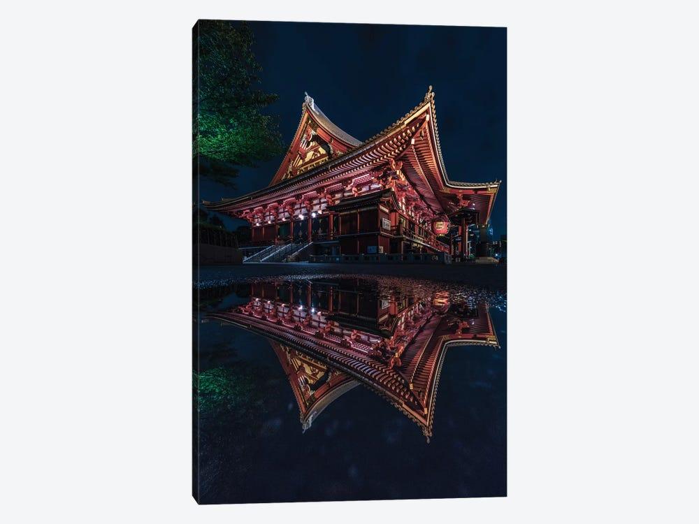 Senso-ji, Asakusa, Tokyo by Daisuke Uematsu 1-piece Canvas Wall Art