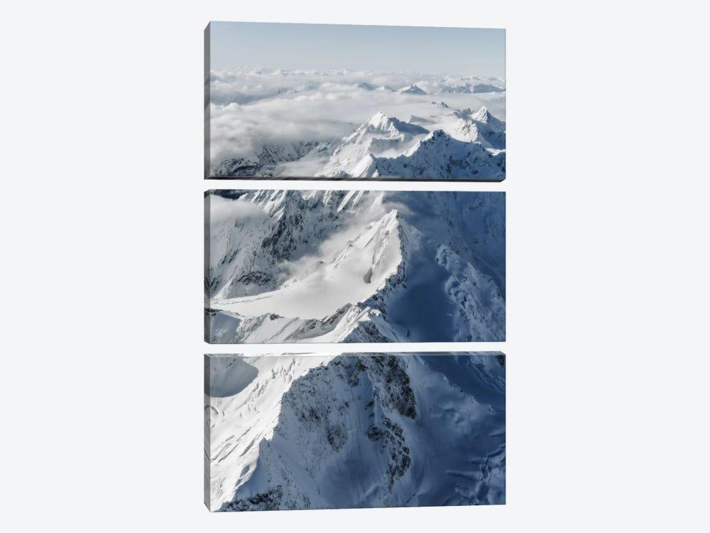 Southern Alps, New Zealand by Daisuke Uematsu 3-piece Canvas Art