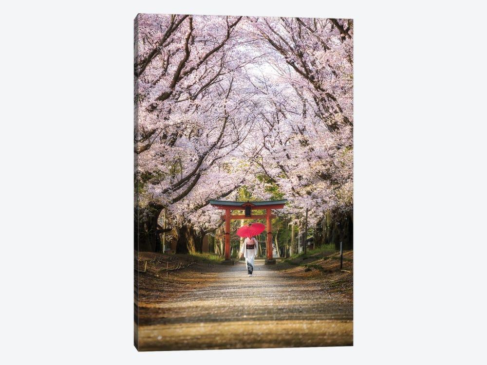 Spring In Japan III by Daisuke Uematsu 1-piece Art Print