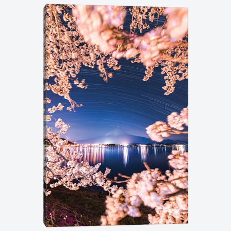 Spring In Japan VI Canvas Print #DUE56} by Daisuke Uematsu Art Print