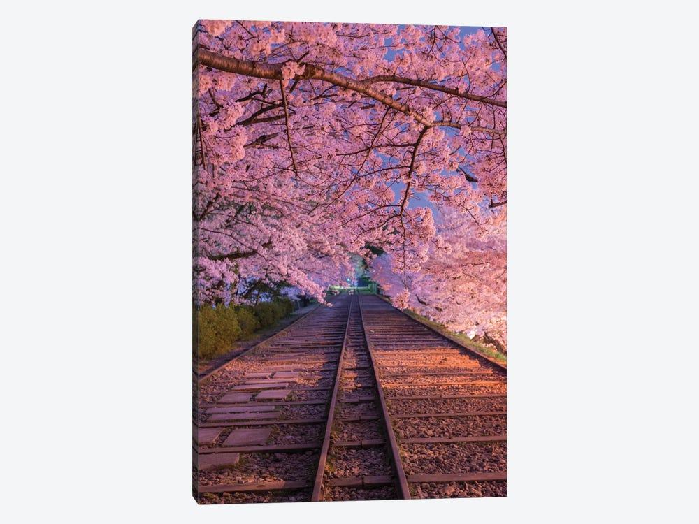 Spring In Japan VIII by Daisuke Uematsu 1-piece Canvas Wall Art