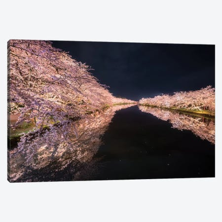 Spring In Japan XIII Canvas Print #DUE63} by Daisuke Uematsu Canvas Art Print