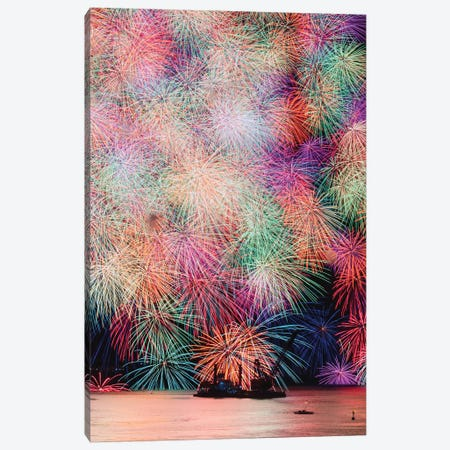 Summer In Japan II Canvas Print #DUE70} by Daisuke Uematsu Canvas Wall Art