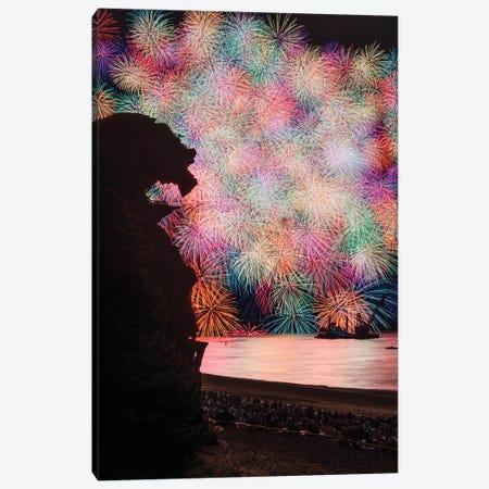 Summer In Japan III Canvas Print #DUE71} by Daisuke Uematsu Canvas Artwork
