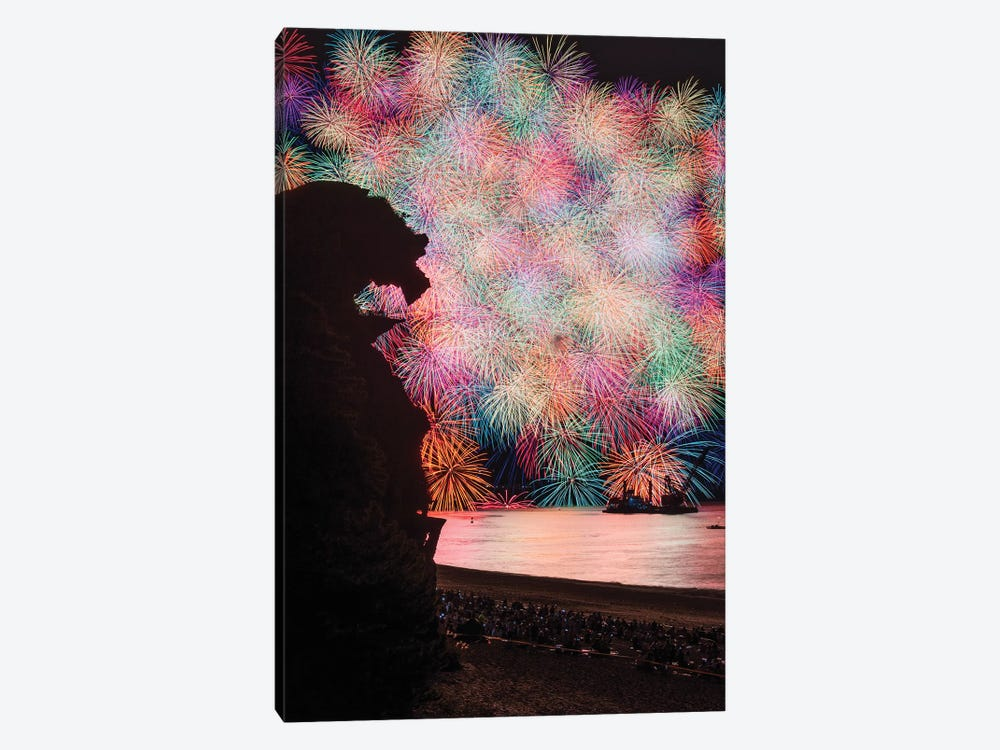 Summer In Japan III by Daisuke Uematsu 1-piece Art Print