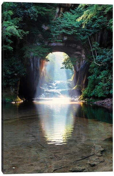 Summer In Japan VII Canvas Art Print