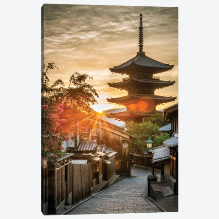 Summer In Japan VIII Canvas Print #DUE75} by Daisuke Uematsu Canvas Art Print