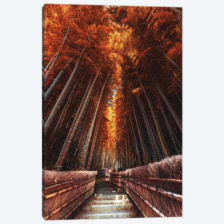 Summer In Japan IX Canvas Print #DUE76} by Daisuke Uematsu Canvas Print