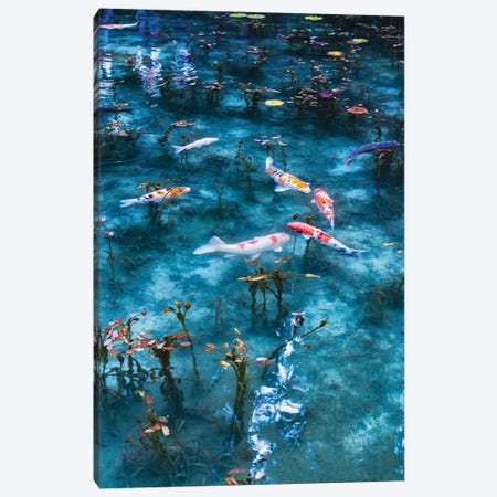 Summer In Japan X Canvas Print #DUE77} by Daisuke Uematsu Art Print