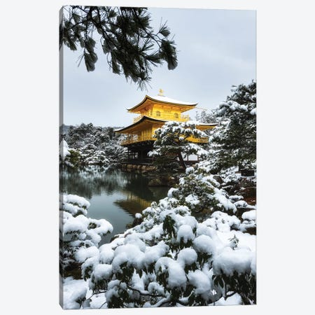 Winter In Japan I Canvas Print #DUE84} by Daisuke Uematsu Canvas Wall Art