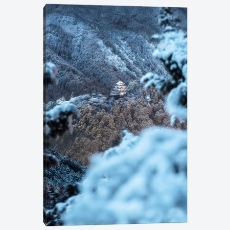 Winter In Japan II Canvas Print #DUE85} by Daisuke Uematsu Canvas Wall Art