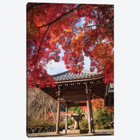 Autumn In Japan XX Canvas Print #DUE89} by Daisuke Uematsu Canvas Print