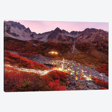 Autumn In Japan XXII Canvas Print #DUE91} by Daisuke Uematsu Canvas Art