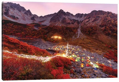 Autumn In Japan XXII Canvas Art Print