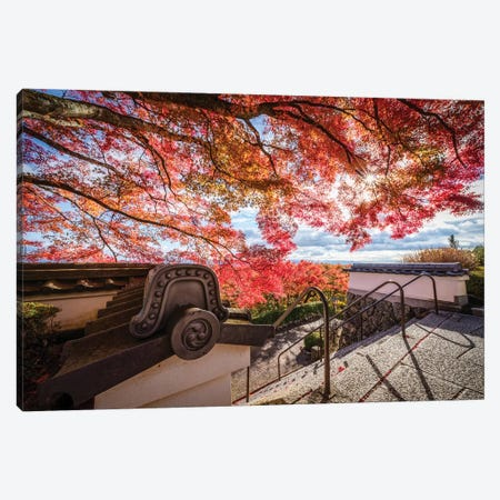 Autumn In Japan XXIII Canvas Print #DUE92} by Daisuke Uematsu Canvas Artwork