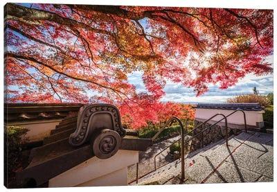Autumn In Japan XXIII Canvas Art Print