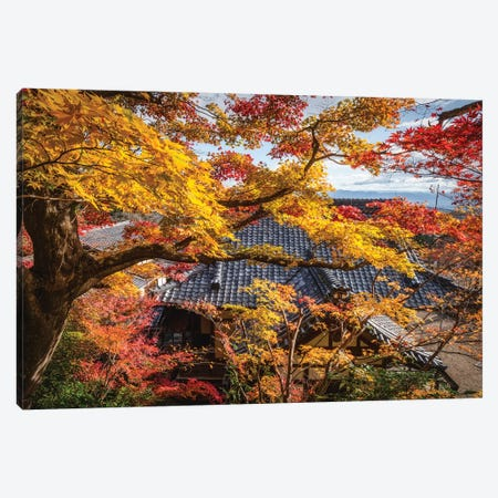 Autumn In Japan XXIV Canvas Print #DUE93} by Daisuke Uematsu Canvas Art