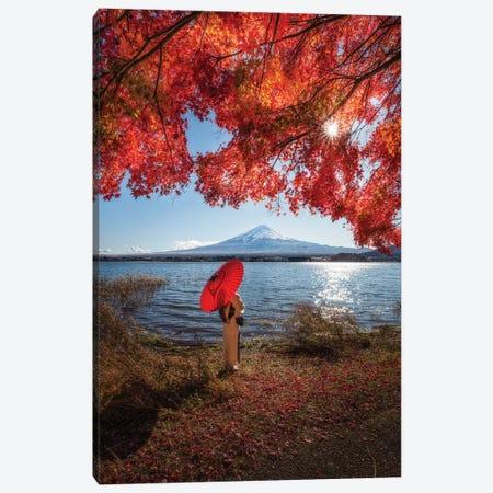 Autumn In Japan XXIX Canvas Print #DUE94} by Daisuke Uematsu Canvas Print