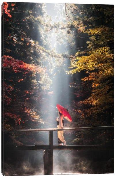 Autumn In Japan XXVII Canvas Art Print