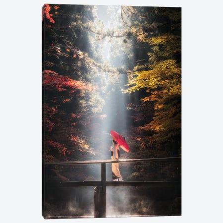 Autumn In Japan XXVII Canvas Print #DUE97} by Daisuke Uematsu Canvas Art Print
