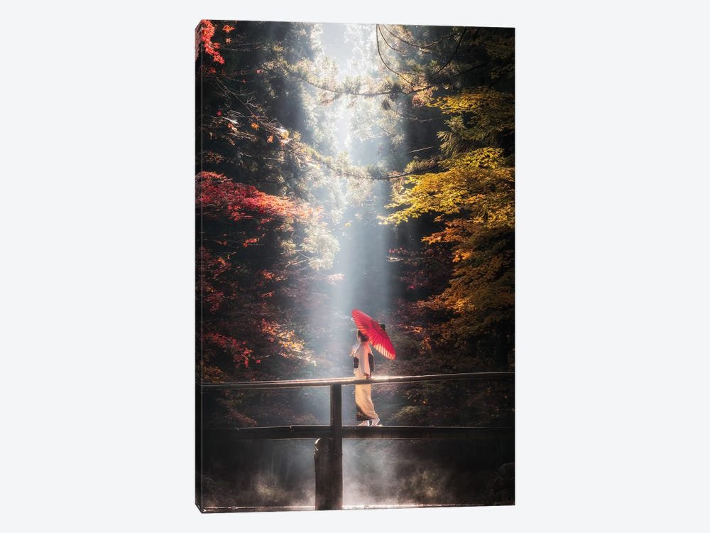 Autumn In Japan XXVII by Daisuke Uematsu 1-piece Canvas Art Print