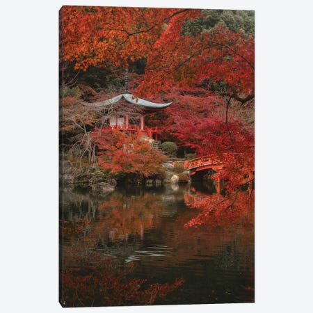 Autumn In Japan XXX Canvas Print #DUE99} by Daisuke Uematsu Canvas Wall Art