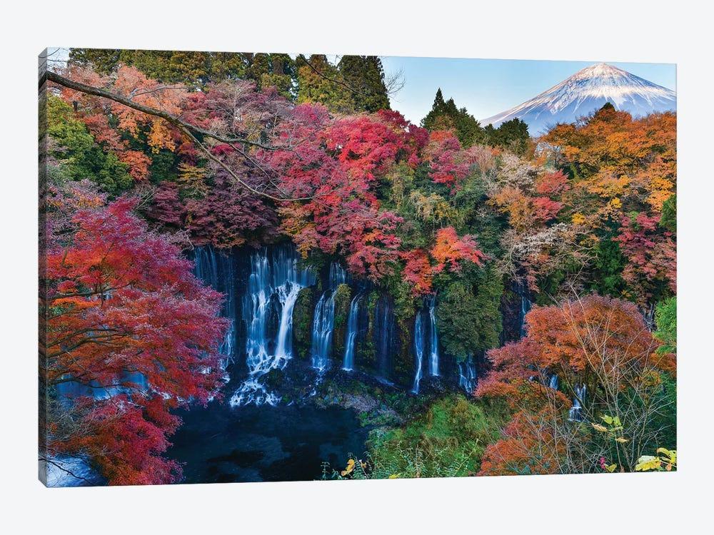 Autumn In Japan IX by Daisuke Uematsu 1-piece Canvas Art