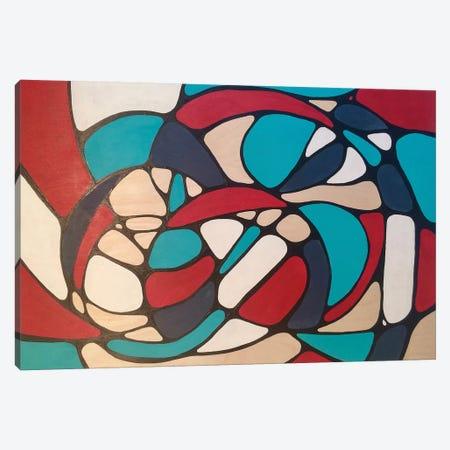 Feminine Mystique III Canvas Print #DUN100} by Alicia Dunn Canvas Print