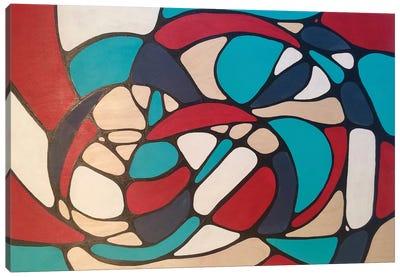 Feminine Mystique III Canvas Art Print
