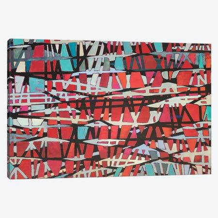 Going Nowhere I Canvas Print #DUN102} by Alicia Dunn Canvas Art Print