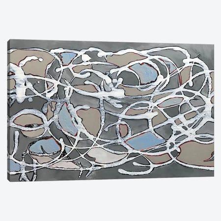 Perpetual Motion II Canvas Print #DUN107} by Alicia Dunn Canvas Art