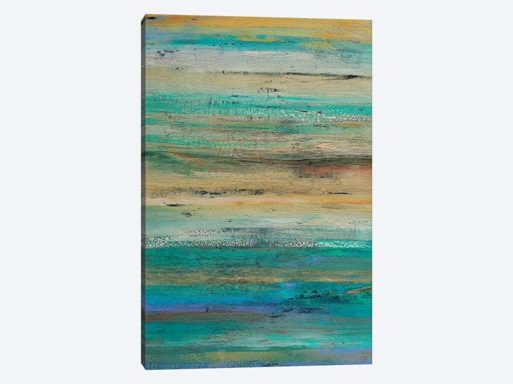 Echoes And Resonance by Alicia Dunn 1-piece Canvas Print
