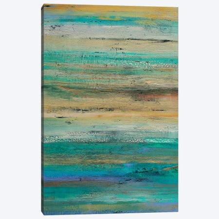 Echoes And Resonance 3-Piece Canvas #DUN10} by Alicia Dunn Canvas Art Print