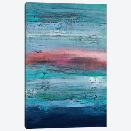 Engaging Mystery Canvas Print #DUN11} by Alicia Dunn Canvas Art Print