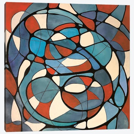 Transcience Canvas Print #DUN125} by Alicia Dunn Canvas Art