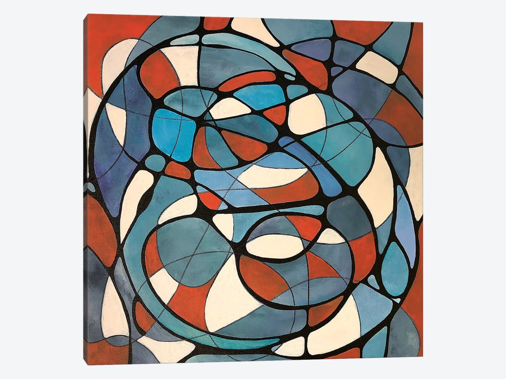 Transcience by Alicia Dunn 1-piece Art Print