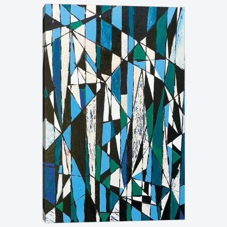 1962 Canvas Print #DUN127} by Alicia Dunn Canvas Wall Art
