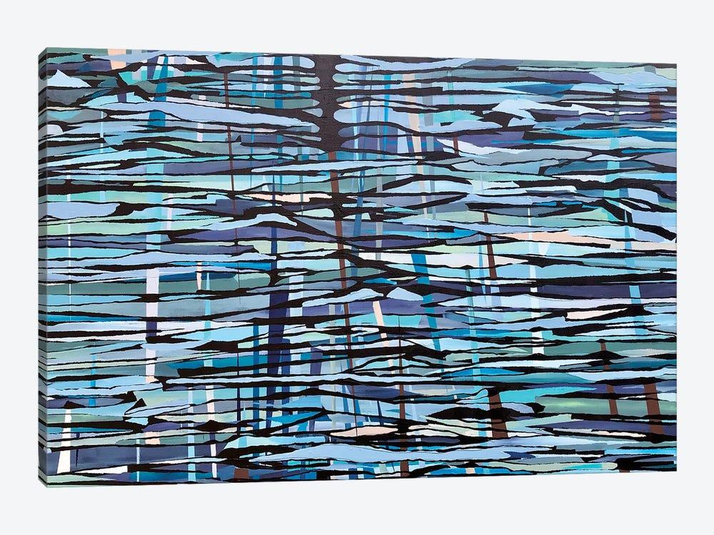 Strata II by Alicia Dunn 1-piece Canvas Artwork