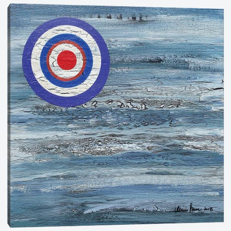 With Purpose Canvas Print #DUN136} by Alicia Dunn Art Print
