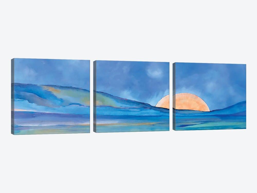 Morning Has Broken by Alicia Dunn 3-piece Canvas Art