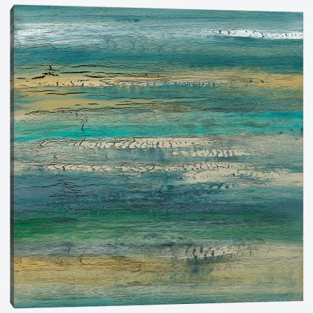 Even In The Quietest Moments Canvas Print #DUN13} by Alicia Dunn Art Print