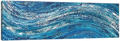 Ecstatic Motion II Canvas Art Print