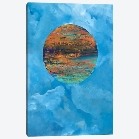 Vessel Of Possibility Canvas Print #DUN143} by Alicia Dunn Art Print