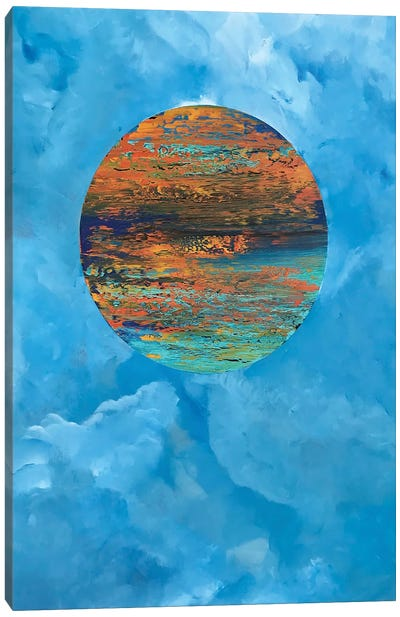 Vessel Of Possibility Canvas Art Print