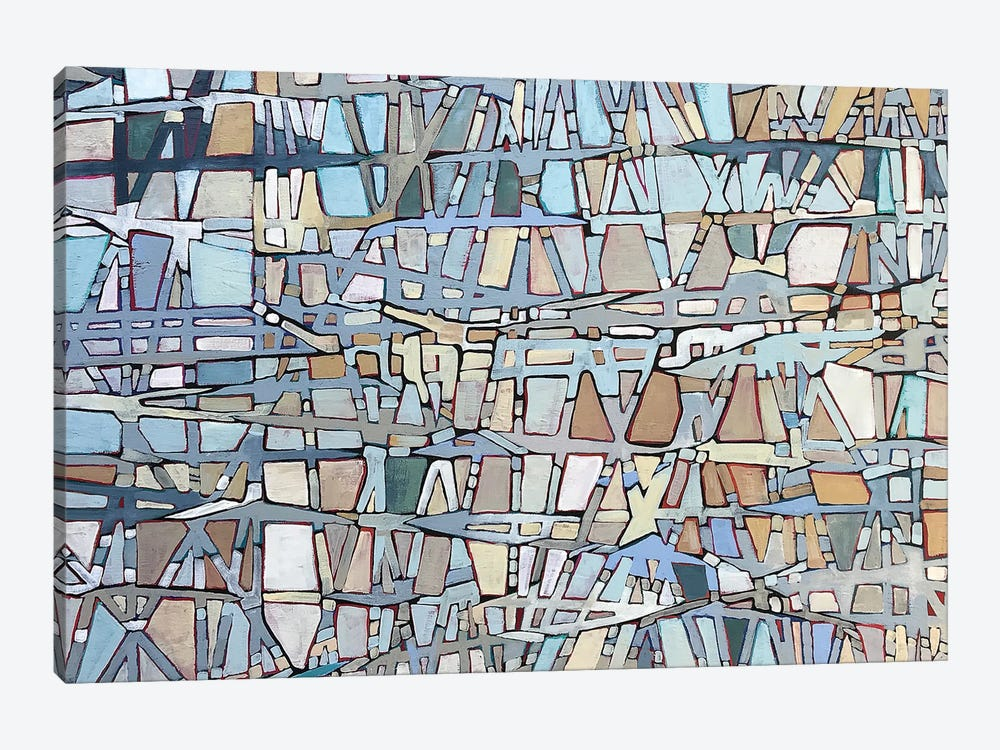 Navigation by Alicia Dunn 1-piece Art Print
