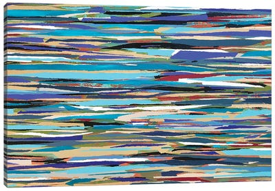 Ripples Of Light Canvas Art Print