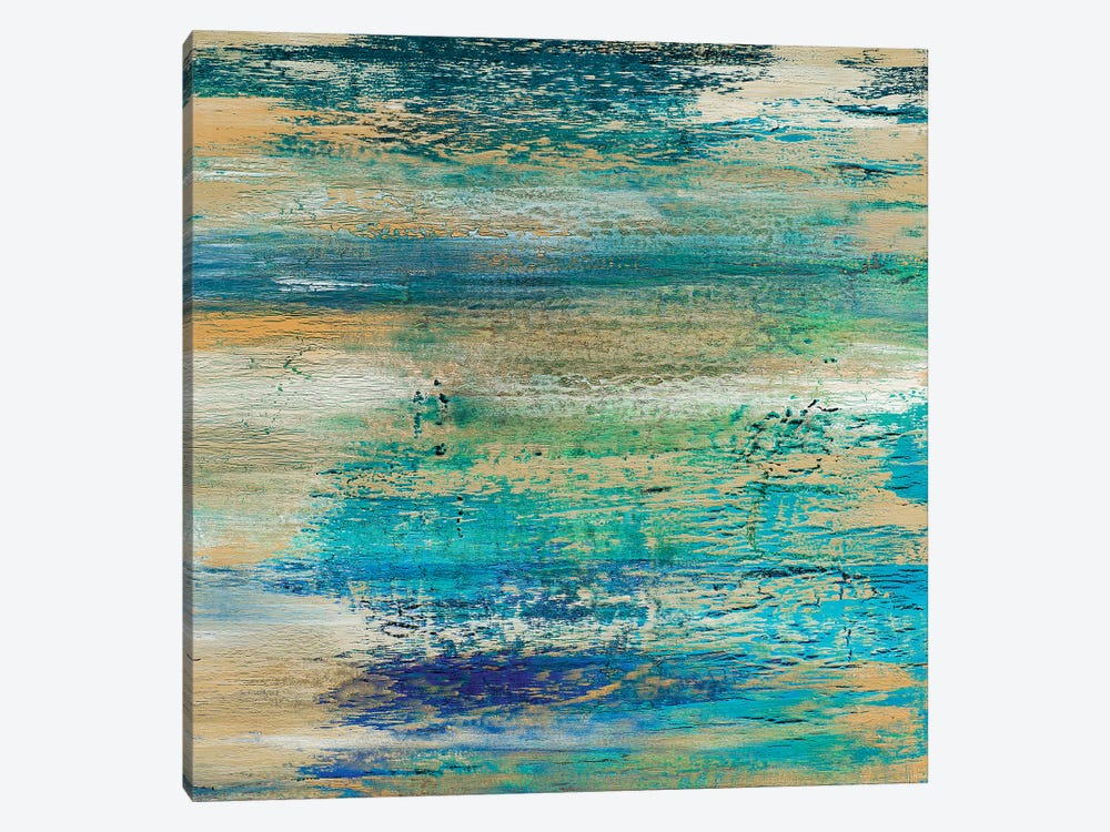 Filtered Sundown by Alicia Dunn 1-piece Canvas Art Print