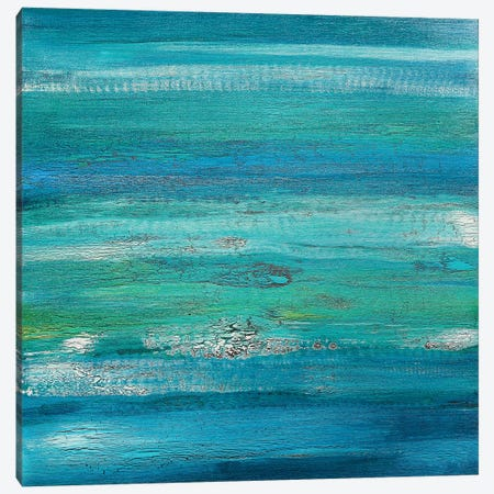 Fluidity Canvas Print #DUN17} by Alicia Dunn Canvas Art