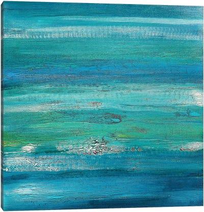 Fluidity Canvas Art Print